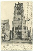 TONGRES  -  L'Eglise Notre-Dame - Tongeren