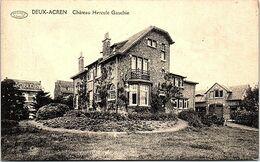 BELGIQUE --  DEUX ACREN --  Château Hercule Gauchie - Belgio