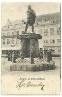 TONGRES  -  La Statue Ambiorix - Tongeren