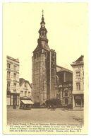 SAINT TROND  -  Tour De L'ancienne Eglise Abbatiale........ - Sint-Truiden