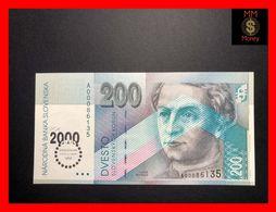SLOVAKIA 200 Korun 2000    P. 37  *COMMEMORATIVE*   UNC - Slowakije