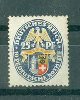 ALLEMAGNE République De Weimar - N° 424* MH - Millésime 1929. - Mecklem-bourg-Strelitz. - Germany