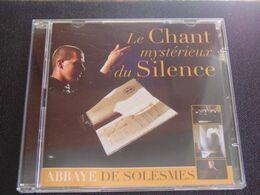 LE CHANT MYSTÉRIEUX Du SILENCE-ABBAYE De SOLESMES-Chants Grégoriens Par Les Moines Bénédictins - CD & DVD - Chants Gospels Et Religieux