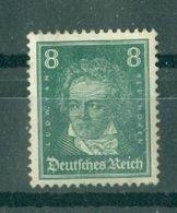 ALLEMAGNE République De Weimar - N° 381* MH - Personnalités - Ludwig Van Beethoven. - Germany
