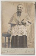 Mgr Villard évêque D'Autun 71 - Personnes Identifiées