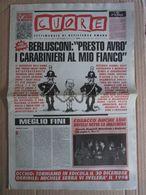 - CUORE N 151 / 1993 SETTIMANALE DI RESISTENZA UMANA  - OTTIMO - Livres, BD, Revues