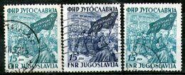 Yugoslavia,1952, 6th Communist Party Congress,as Scan - 1945-1992 República Federal Socialista De Yugoslavia