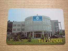 TECHPOOL Hotel, China - Chiavi Elettroniche Di Alberghi