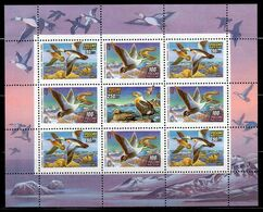 1993 Russia Mi# 320-22 Ducks. Fauna MNH** P926 - 1992-.... Federation