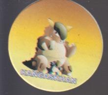 Trading Card - Pokemon - Japan - 2000 - Nintendo - Token - Card - Ø 34 Mm - Pokemon