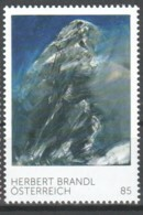 "Österreich 2020: ""Herbert BRANDL"" Postfrisch (s.Foto) - 1945-.... 2de Republiek"
