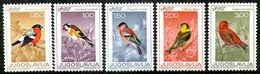 Yugoslavia,1968,Birds,MNH * *,as Scan - 1945-1992 República Federal Socialista De Yugoslavia