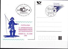 Cesca, 1996, P 19 - A 2, ESSEN; MESSE - Ganzsachen