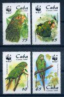 Cuba 1998 / Birds WWF MNH Vögel Oiseaux Aves / C7719   1-36 - Pájaros