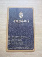 Huaqiang Plaza Hotel,Shenzhen - Chiavi Elettroniche Di Alberghi