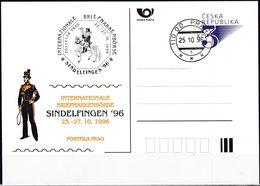 Cesca, 1996, P 19 - A 4,  SINDELFINGEN, - Ganzsachen