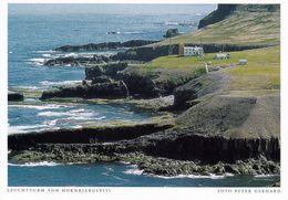 1 AK Island / Iceland * Der Leuchtturm Von Hornbjargsviti Auf Der Halbinsel Hornstrandir * - Iceland