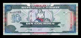 Haiti 10 Gourdes 2000 Pick 265a SC UNC - Haiti