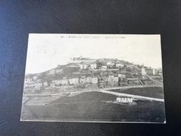 80 - BOURG DE THIZY Quartier La Claire - 1910 Timbrée - Thizy