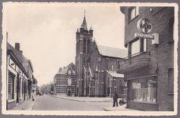 CPA - Izegem - Eglise Du Sacré Coeur / H. Hartkerk - Nels - Izegem