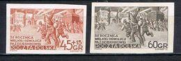 POLOGNE 685/686** ND - 1944-.... République