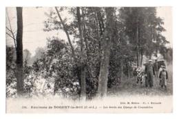 (28) 1366, Coulombs, Metton 536, Les Bords Des Etangs De Chandelles - Altri Comuni