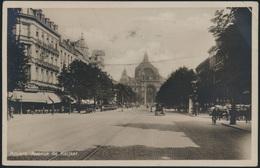 Ansichtskarte Anvers Antwerpen Belgien Nach Gera 1931 - Belgien