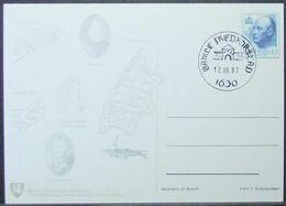 Norway - Postcard 1992 - Norwegen