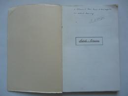 OUVRAGE DEDICACE Par Philippe VARAIGNE - AMBOISE - ORMESSON : La Vie De Ses Habitants Pendant Huit Siècles - 1972 - Storia
