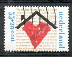 PAYS-BAS. N°1341 De 1989 Oblitéré. Les Droits De L'enfant. - Childhood & Youth