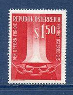 Autriche - YT N° 925 - Neuf Sans Charnière - 1961 - 1945-.... 2. Republik