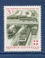 Autriche - YT N° 926 - Neuf Sans Charnière - 1961 - 1945-.... 2. Republik