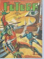 FUTURA N° 6 - LUG 1973 - Lug & Semic