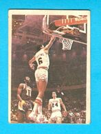 JULIUS ERVING (Dr. J) - Yugoslav Old Basketball Card (1987) * Philadelphia 76ers NBA New York Nets Basket-ball RRR - Singles (Semplici)