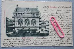 BRUXELLES :  Théâtre Flamand En 1899 - Monumenti, Edifici