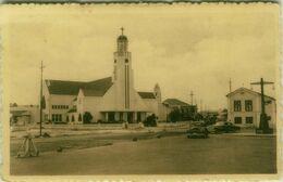 ARUBA - ORANJESTAD - PROT. CHURCH - EDIT INTERNATIONAL SEAMEN'S CLUB - 1940s ( BG9478) - Aruba