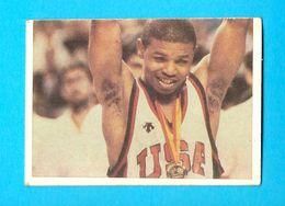 TYRONE MUGGSY BOGUES - Yugoslav Old Basketball Card (1987) * Charlotte Hornets NBA Washington Wizards Basket-ball RRR - Singles (Semplici)