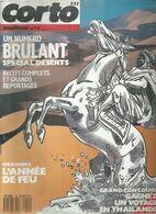 CORTO N° 19 - Couverture: FERRANDEZ - Magazines Et Périodiques