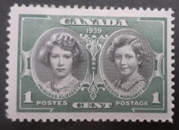 Canada > 1937-1952 Règne De George VI >  Neufs N° 805* - 1937-1952 Règne De George VI