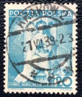 Polska - Poland - P1/30 - (°)used  - 1938 - 20 Jaar Republiek Polen -  Michel Nr. 334 - Used Stamps