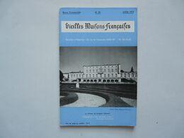 REVUE TRIMESTRIELLE - VIEILLES MAISONS FRANCAISES 1972 : Château De LAVAGNAC (Hérault) - Arte