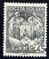 Polska - Poland - P1/30 - (°)used  - 1938 - 20 Jaar Republiek Polen -  Michel Nr. 337 - 1919-1939 Republik