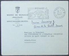 Monaco - Official Cover 1967 Cactus - Sukkulenten