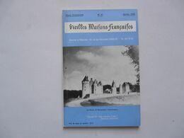 REVUE TRIMESTRIELLE - VIEILLES MAISONS FRANCAISES 1972 : Château De MONTPOUPON (Indre Et Loire) - Arte