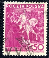 Polska - Poland - P1/30 - (°)used  - 1938 - 20 Jaar Republiek Polen -  Michel Nr. 338 - 1919-1939 Republik