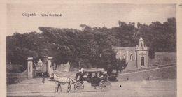 GIRGENTI / VILLA GARIBALDI - Autres Villes