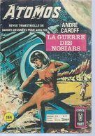 ATOMOS N° 27 - Andre CAROFF - AREDIT 1974 - Arédit & Artima