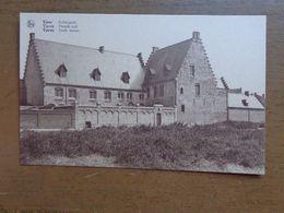 Ieper - Ypres: 7 Kaarten (ik Weet Niet Welk Gebouw Dit Is) -> Onbeschreven - Ieper