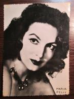 Maria Felix - Mexican Film Actress - Berühmt Frauen
