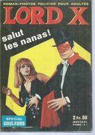 LORD X N° 1 - BEL-AIR 1968 - Erotique (Adultes)